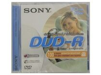 "Диск DVD-R ""Sony"" mini 2.8 Гб jewel"